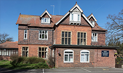 The Old Downs Care Home in Dartford