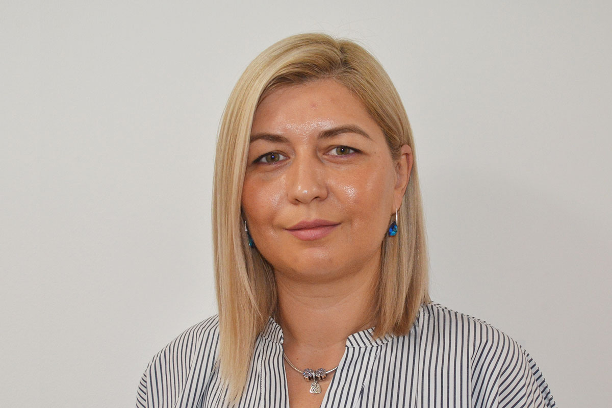 Alina Abagiu, Abbotsleigh Care Home Manager