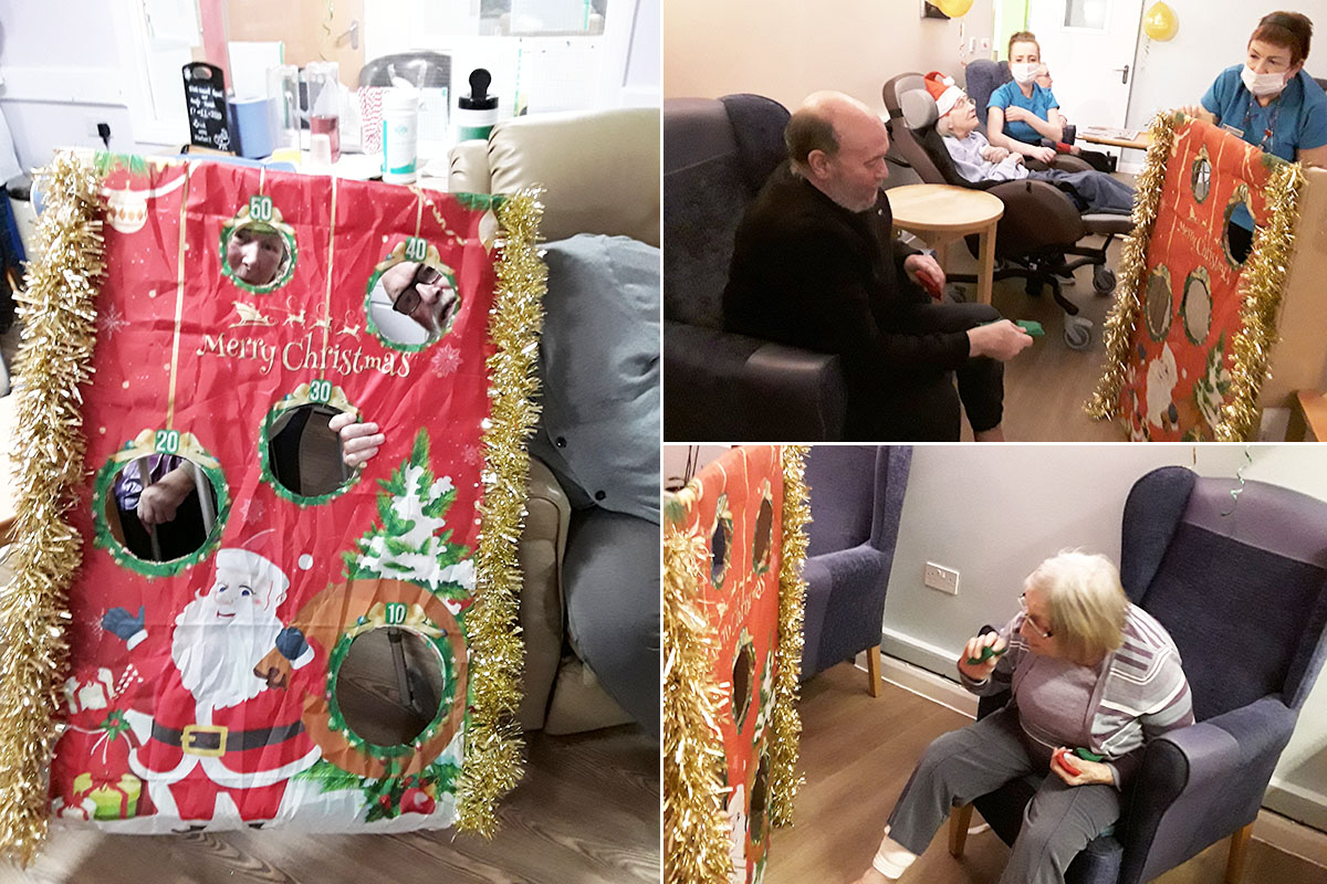 A happy Christmas at Abbotsleigh Care Home