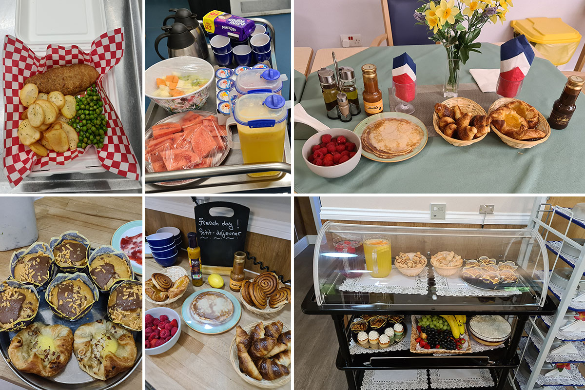 Nutrition and hydration focus at Abbotsleigh Care Home