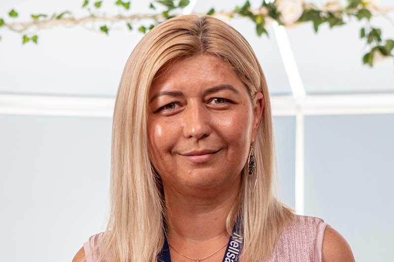 Alina Abagiu Care Home Manager